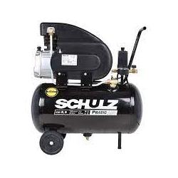 Compressor SCHULZ - 8,3/25L - 2HP - 220V -