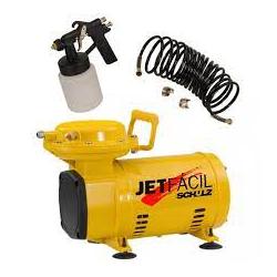 Compressor SCHULZ - AR JET c/ kit de acessórios - BiVolt