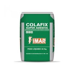 Argamassa COLAFIX 20 kg. multiuso (cinza) AC-III