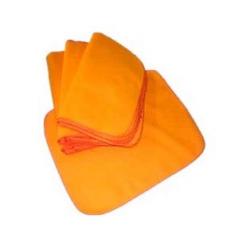 Flanela laranja 28 cm x 48 cm ITATEX