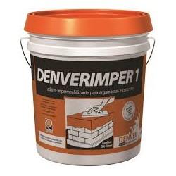 Aditivo impermeabilizante DENVERIMPER 1 - 3,6 L.