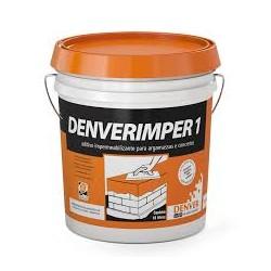 Aditivo impermeabilizante DENVERIMPER 1 - 18 L.