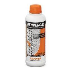 Aditivo plastificante DENVERCAL 1 L.