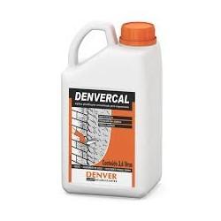 Aditivo plastificante DENVERCAL 3,6 L.